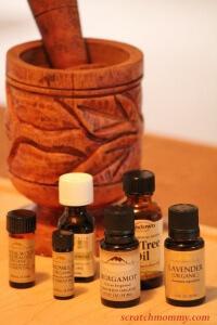Essential Oils 101 - Scratch Mommy E-Magazine