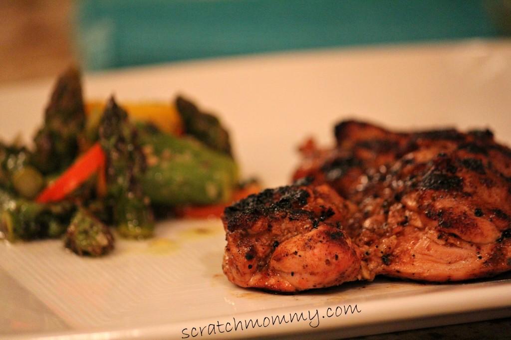 Chicken&Asparagus