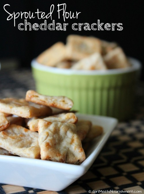 Sprouted-Flour-Cheddar-Crackers