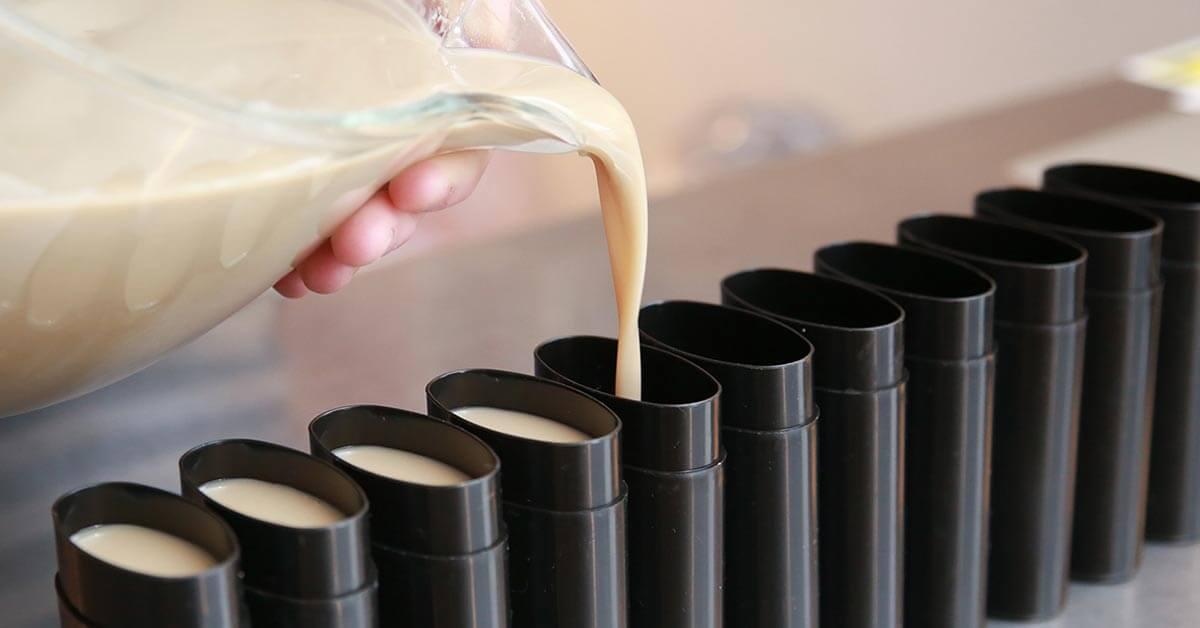 Elkészítés- 5. lépés - Házi dezodor természetes anyagokból