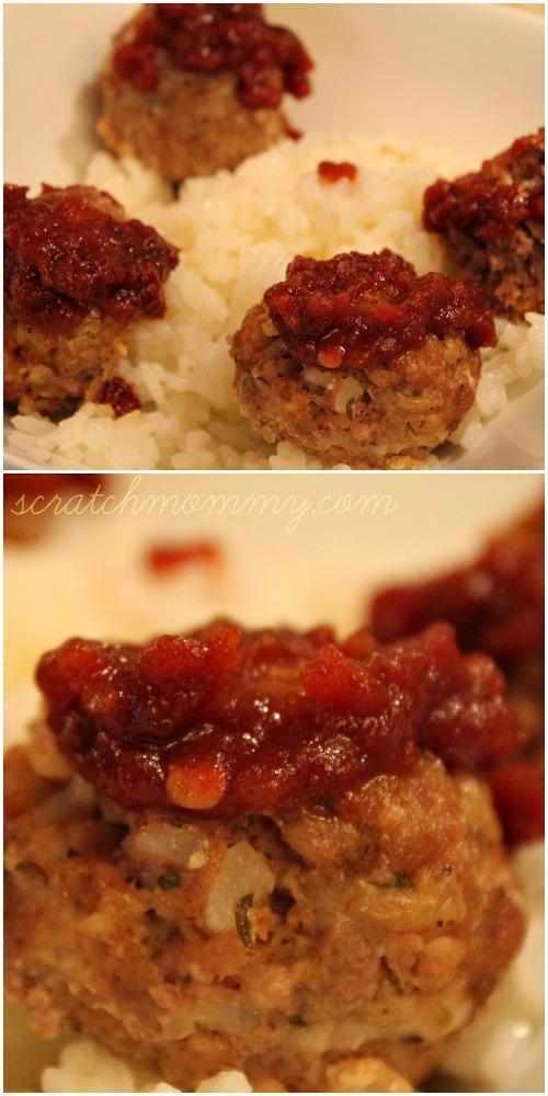 CookedMeatballsBBQSauce