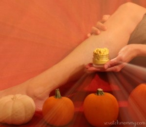LightOnPumpkinLotion