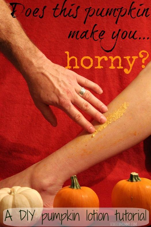 PumpkinHorny