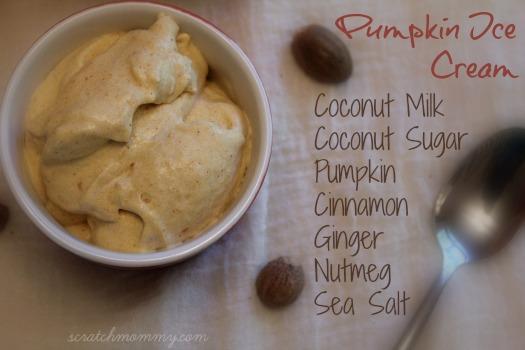 PumpkinIceCreamIngredients