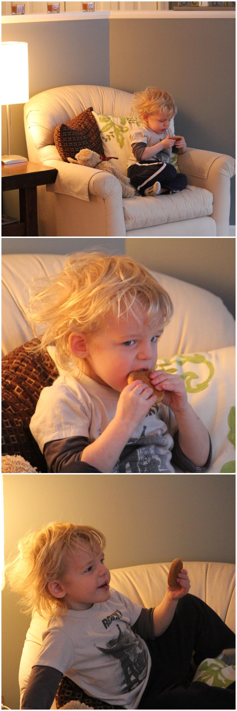 Oliver Loves Cookies!