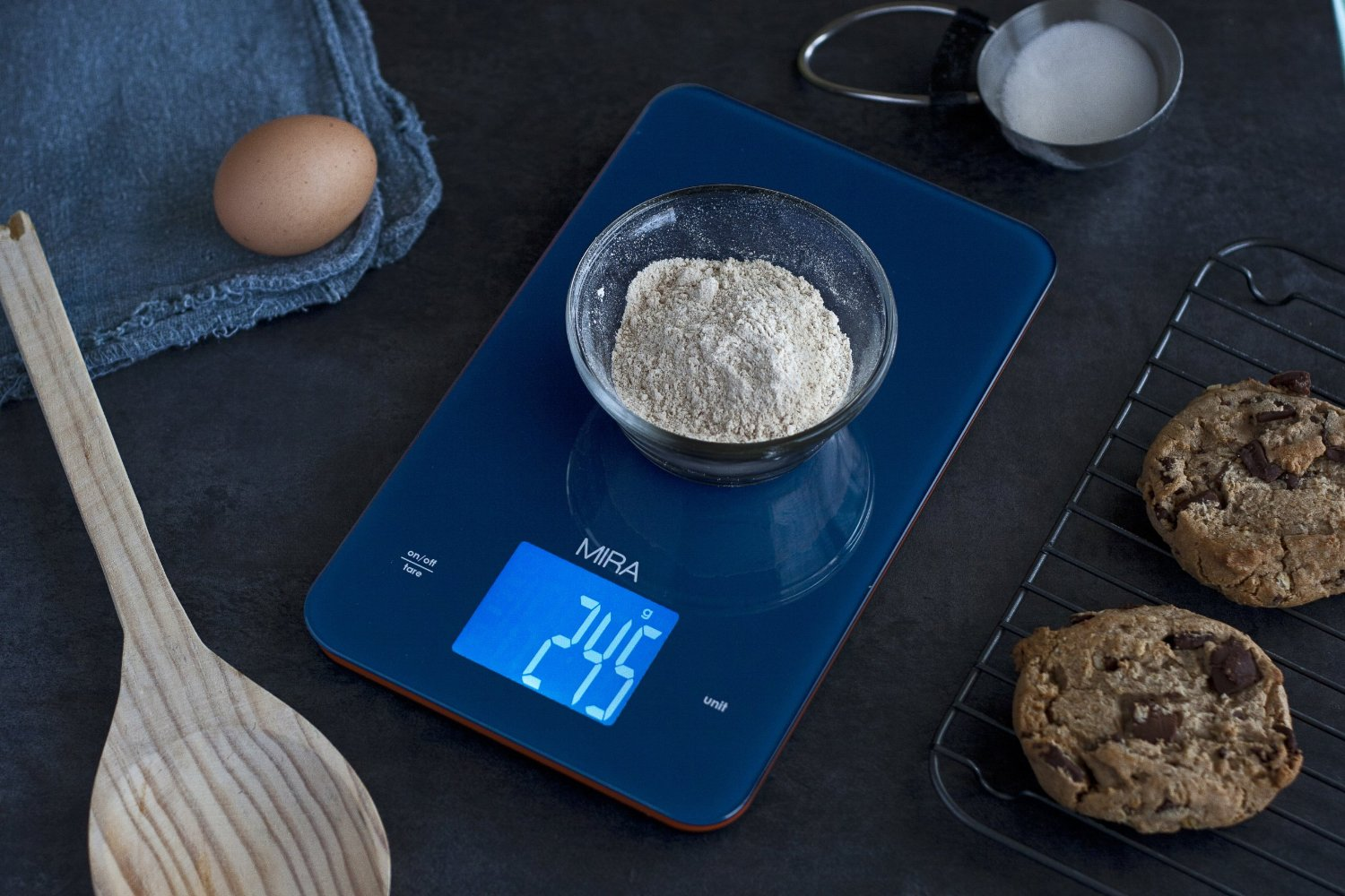 MIRA Glass Digital Kitchen Scale - I LOVE mine for all things cooking and DIY.