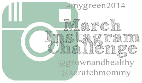 March Instagram Challenge