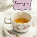 DIY Soothing Pregnancy Tea- Featured on: Scratch Mommy, Recipe By: The Toups Address