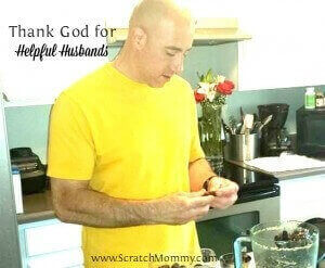 Thank God for Helpful Husbands