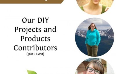 The lovely DIY Scratch Mommy Writers (Part 2)