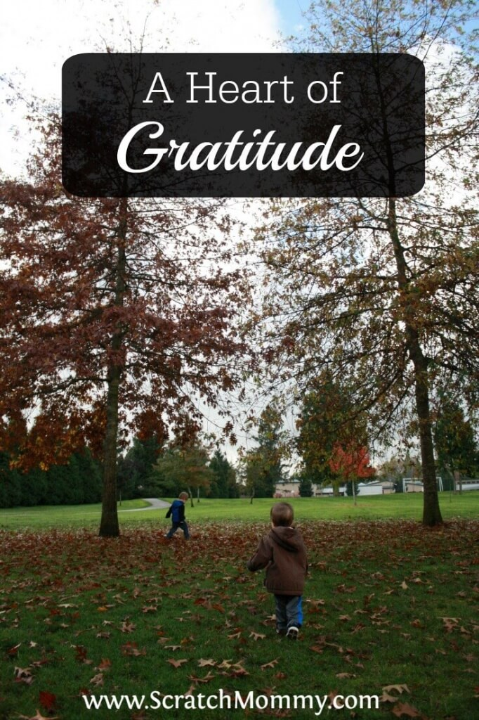 By taking the time to talk about our blessings, our kids will learn to lead a life and heart of gratitude – not only at Thanksgiving, but all year round.