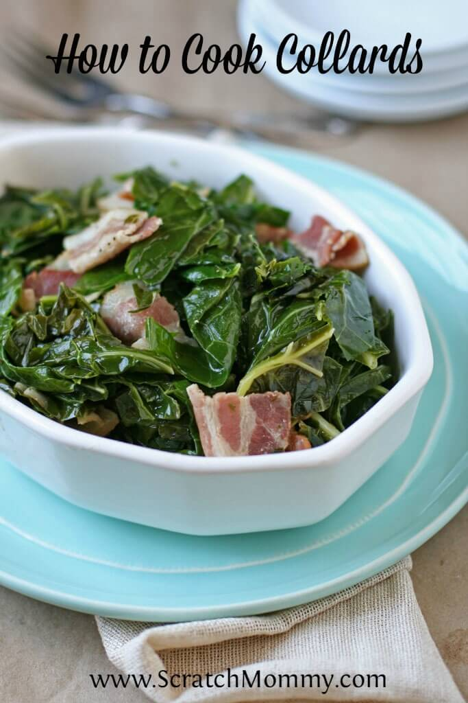 Not a fan of the way collard greens taste? You'll be pleasantly surprised with this recipe on how to cook collard greens (aka they taste amazing).