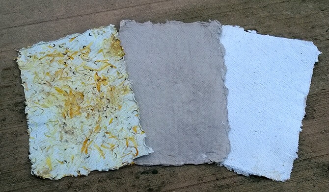 tutorial turn junk mail into beautiful diy handmade paper