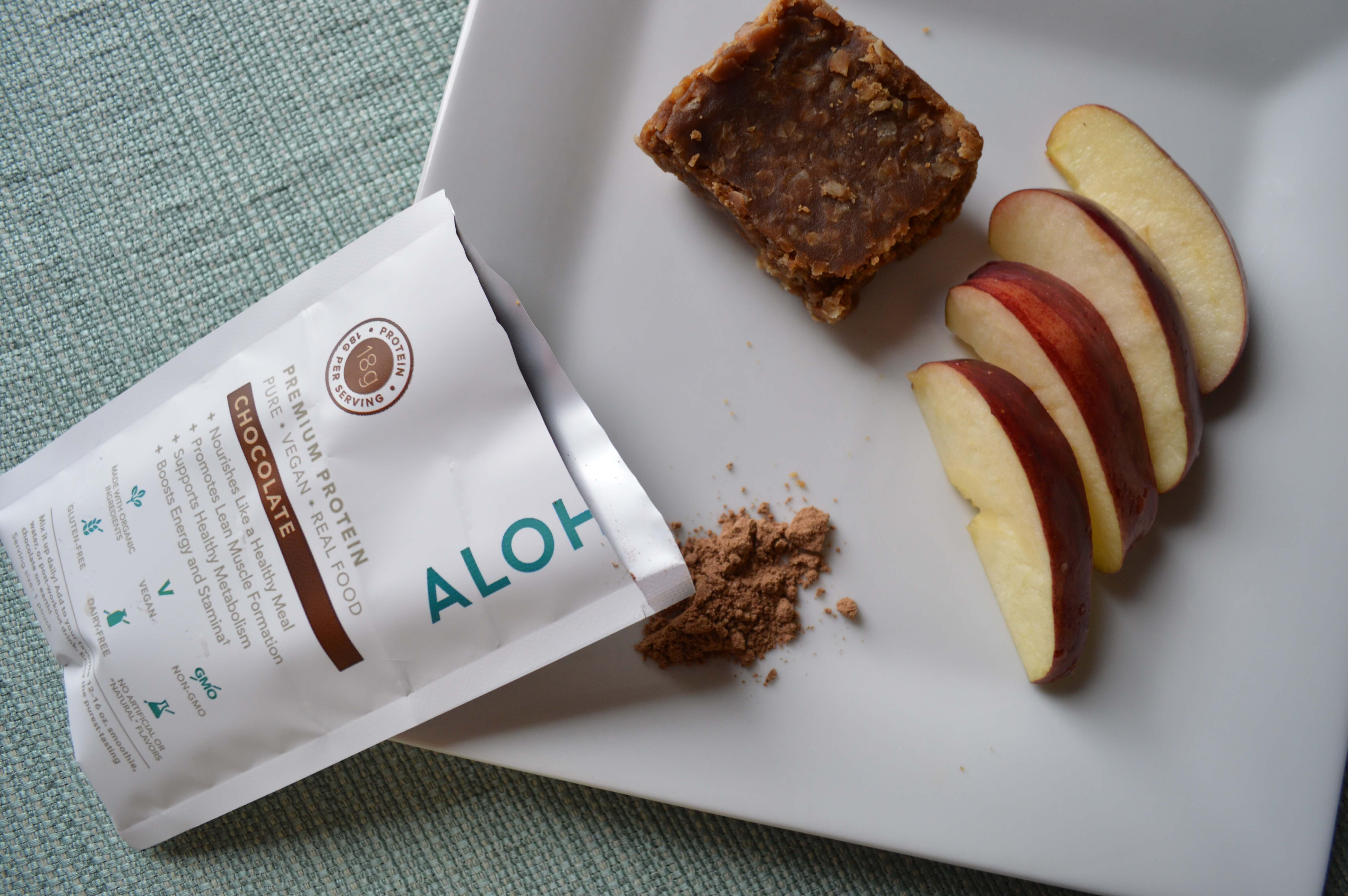 Most protein powders contain debatable ingredients but not ALOHA protein powders! Learn more about ALOHA & find a recipe for vanilla protein powder bread.