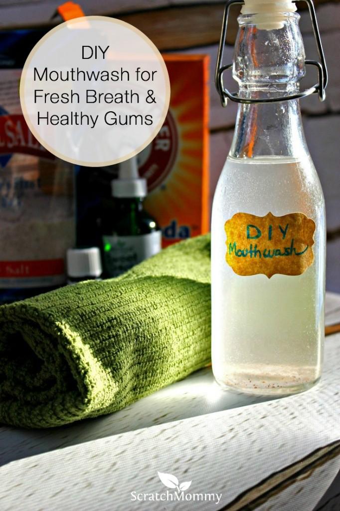 Fresh Breath and Healthy Gums