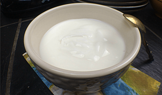 You would never believe how easy it is to make raw milk yogurt. AND the benefits outweigh pasteurized yogurt any day. Learn more here.