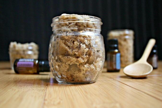 Learn how to make a hydrating winter body scrub out of healthy ingredients that will exfoliate, nurture, and moisturize your dry winter skin.