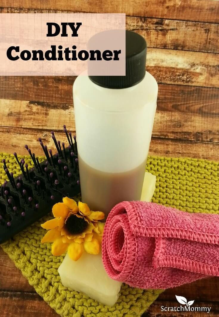 DIY Softening, Soothing, 'you can comb through it' Conditioner!