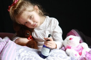 DIY Always Not Be Scared Spray (aka Monster Spray) - boost your child's confidence with essential oils