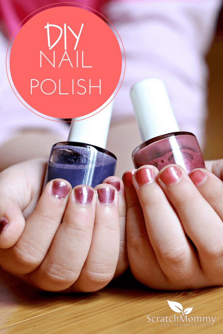 Diy nail polish is perfect for kids and summer pedicures for Diy shoes with nail polish