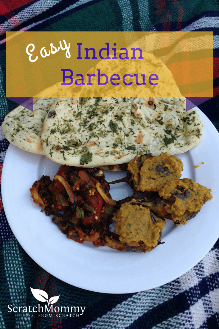 Easy Indian Barbecue Recipe