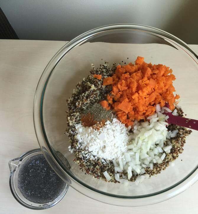 Quinoa Burger Recipe {Vegan} #NOWWellness