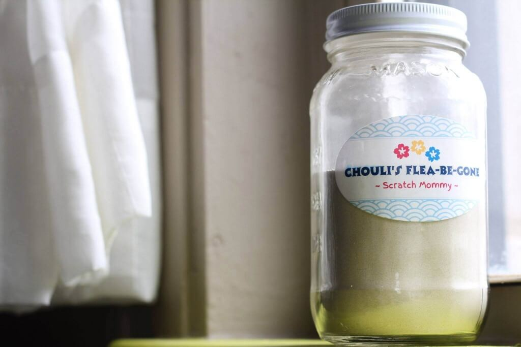 Chouli Flea & Tick Powder Recipe, by Scratch Mommy