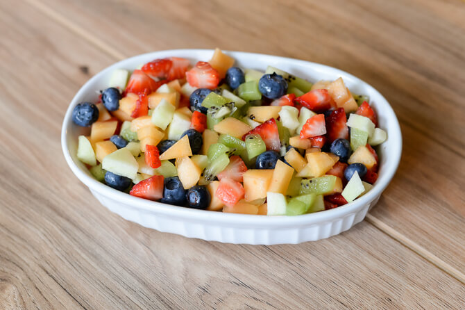 Fruit Salsa Recipe {Easy, Fresh, Delicious!}