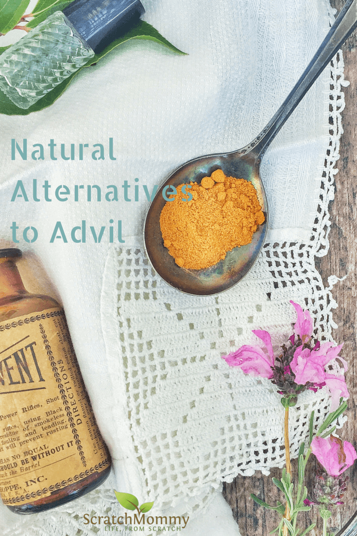 5 Natural Alternatives to Advil - Find Your Pain Relief