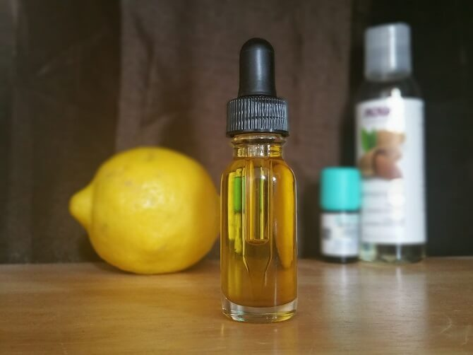 DIY Skin Lightening Serum for Acne Scars & Hyperpigmentation