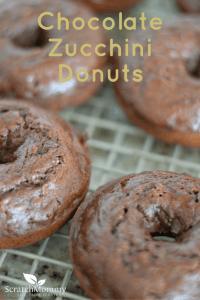 Chocolate Zucchini Donuts1
