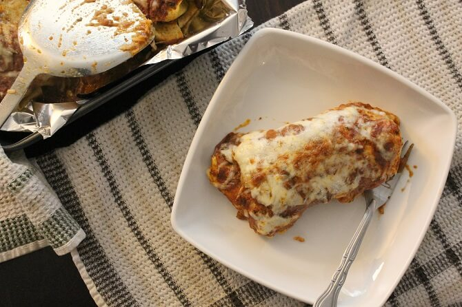 Hearty Vegetarian Black Bean Enchilada Recipe 4