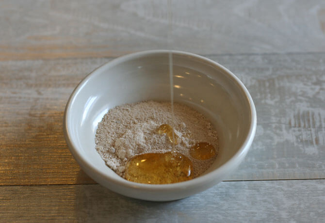 Facial scrub brown sugar