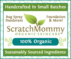 Handcrafted Organic Skincare - By Scratch Mommy