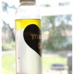 DIY Hydrating Magnesium Oil Recipe (without the sting) - Normal Water and Oil Separation - Scratch Mommy