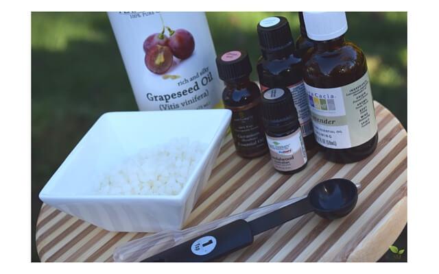 DIY Nourishing Salve for Aging Skin Ingredients - Scratch Mommy