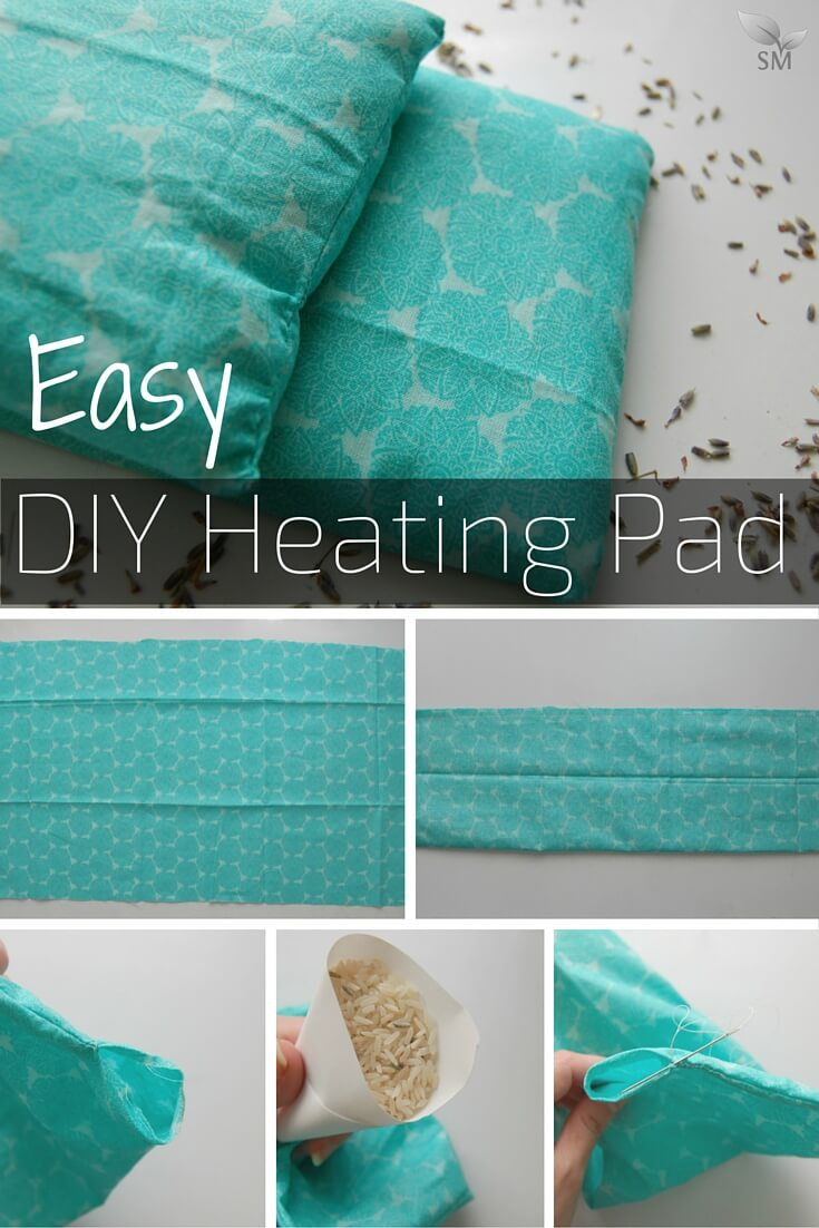 Easy Diy Heating Pad Pronounce Scratch Mommy
