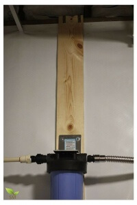 Pelican Water Hanging PreFilter Installation - Scratch Mommy