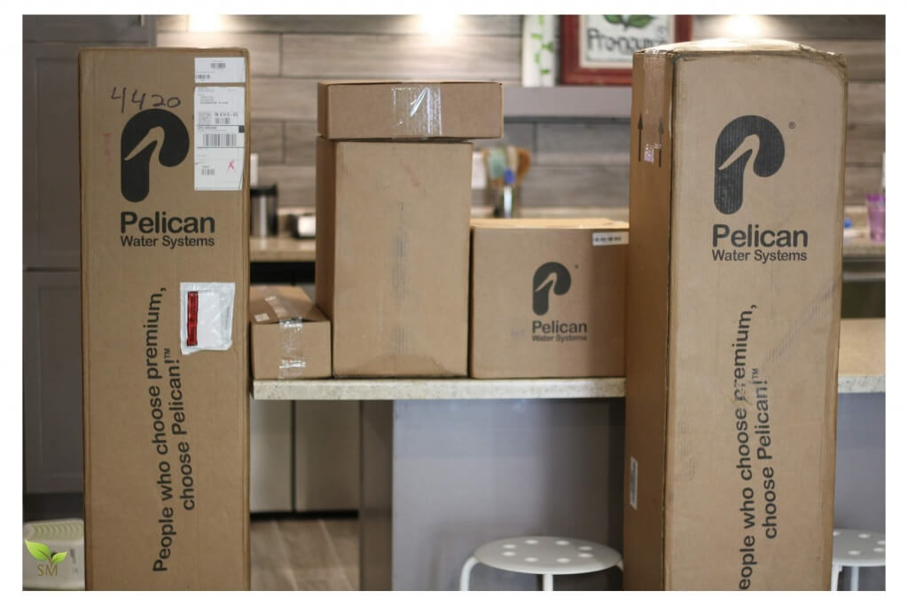 Pelican Water System Review - Whole House Water Filtration - Scratch Mommy