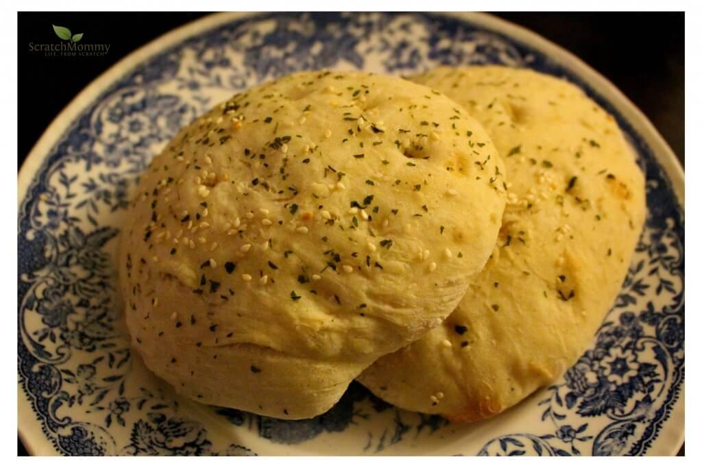 Turkish Style Sandwich Bun Recipe