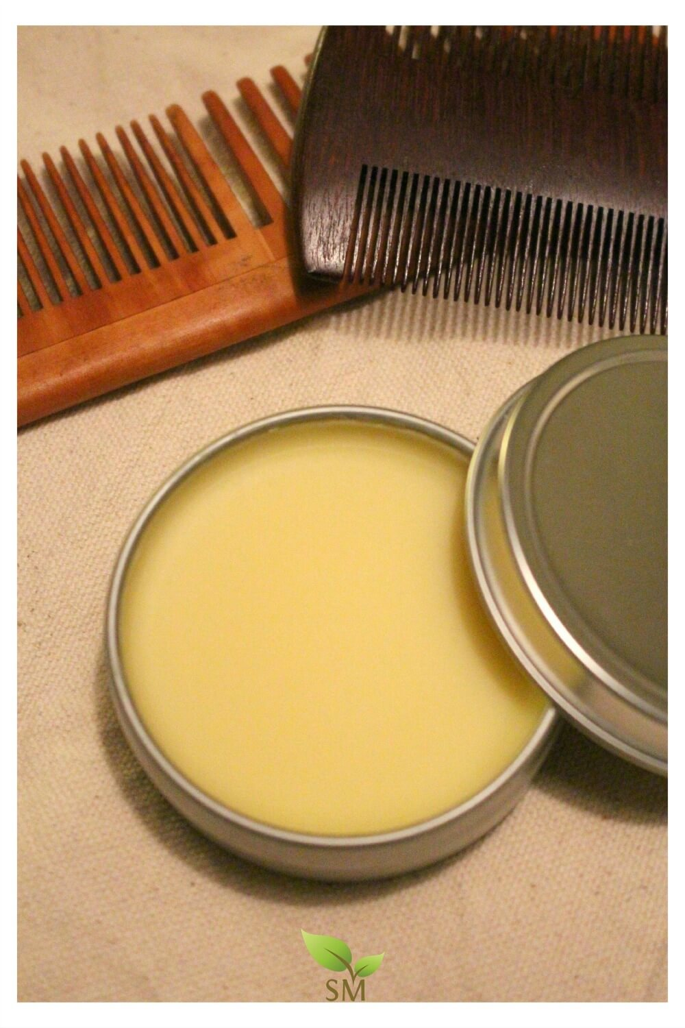DIY All-Natural, Extra Hold Beard Balm | Scratch Mommy