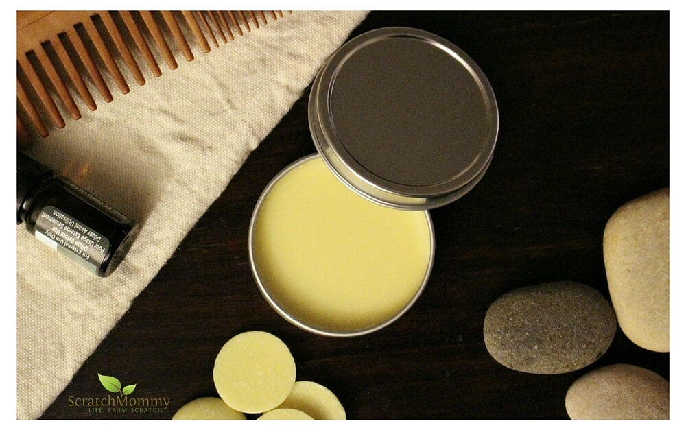 DIY, All-Natural, Extra Hold Beard Balm Recipe (tame the mane!) - Scratch Mommy