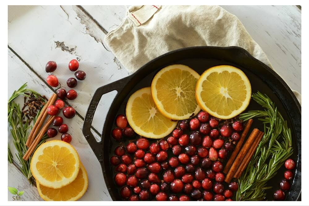 DIY Holiday Potpourri (scents for the home and to give as gifts!) - Scratch Mommy