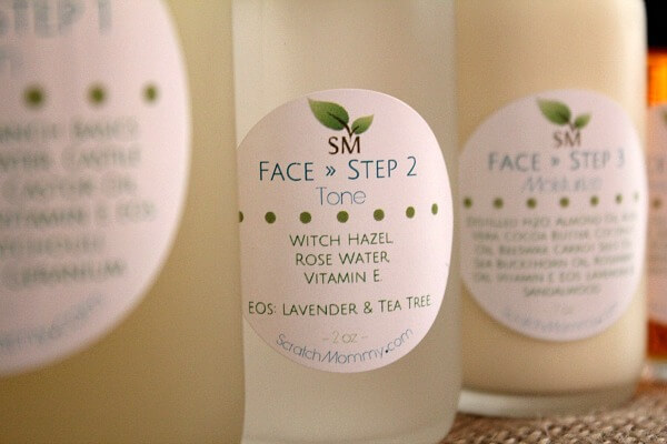 Pronounce Skincare Facial Toner | Total Face System Step 2