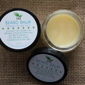 Scratch Mommy Beard Balm