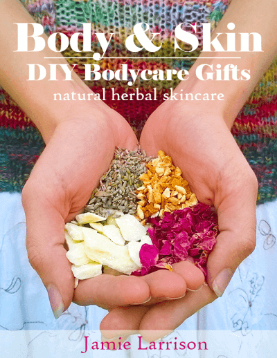 DIY Body and Bath Bodycare Gift Book
