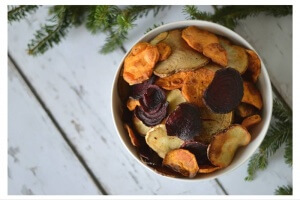 Homemade Terra© Chips (easy root vegetable chips recipe) - Scratch Mommy