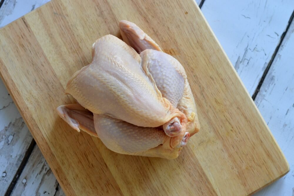 Cook a whole chicken in 25 minutes (so easy and SO tasty!)- Scratch Mommy
