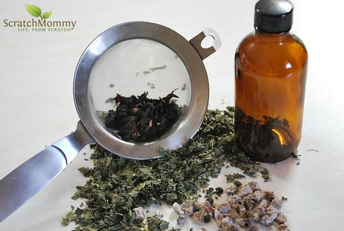 Become an at home herbalist. Start-Up Guide For The Home Herbalist- Scratch Mommy