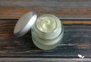 DIY Dandelion-Infused Hand Lotion Recipe- featured on Scratch Mommy